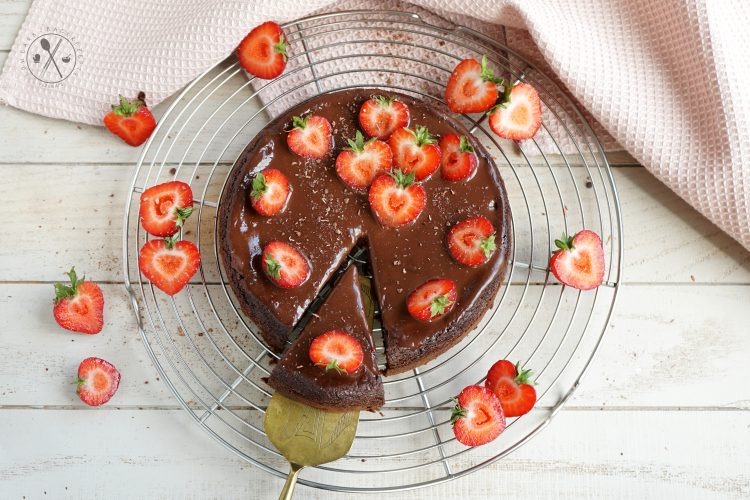 Low Carb Schokoladenkuchen