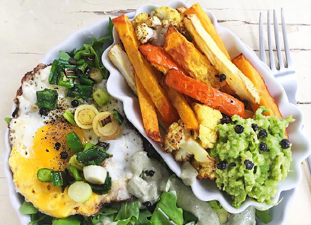 Airfryer Gemüse