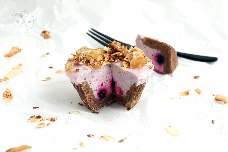 Kollagen Beeren Mousse Muffins
