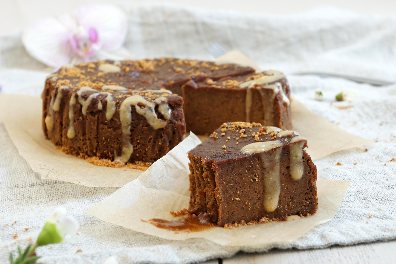Saftiger Low Carb Kuchen mit Macadamiamehl und feinem Kaffeearoma.
