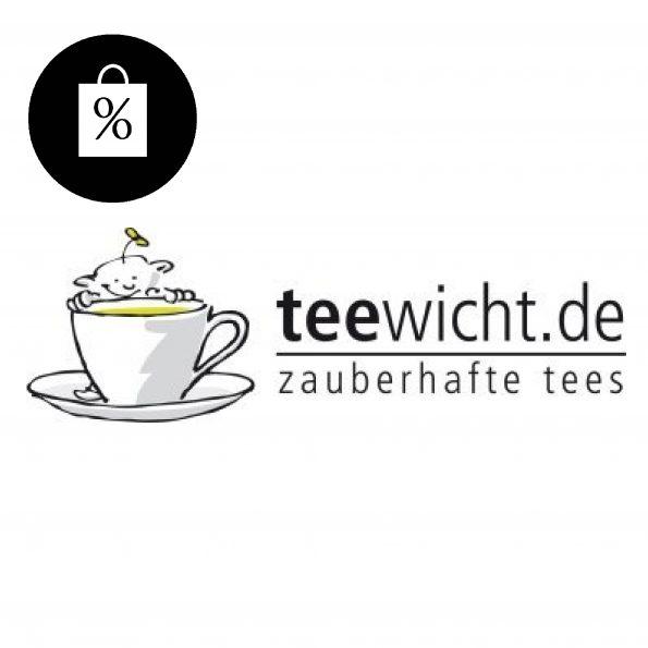 Teewicht Rabattcode