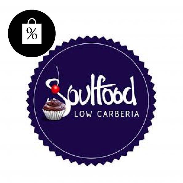 Soulfoodlowcarberia Rabattcode - Rabatt für Low Carb Shop