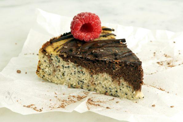 Low Carb Marmor-Kuchen Paleo