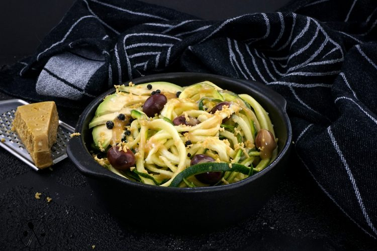Low Carb Zucchini Nudeln