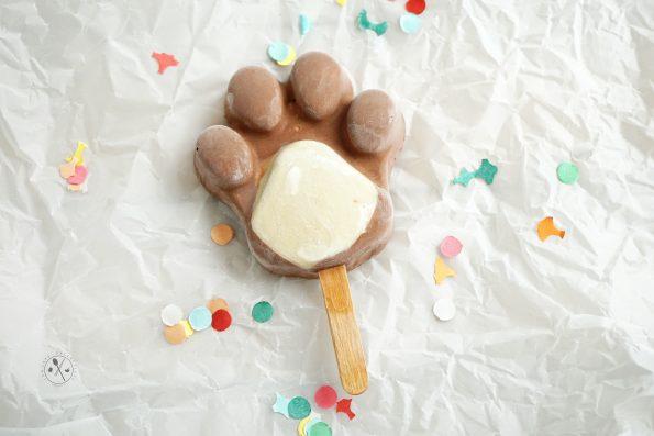 Low Carb Schoko Eis am Stiel - Keto, Vegan & Paleo