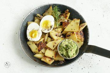 Low Carb Bratkartoffeln