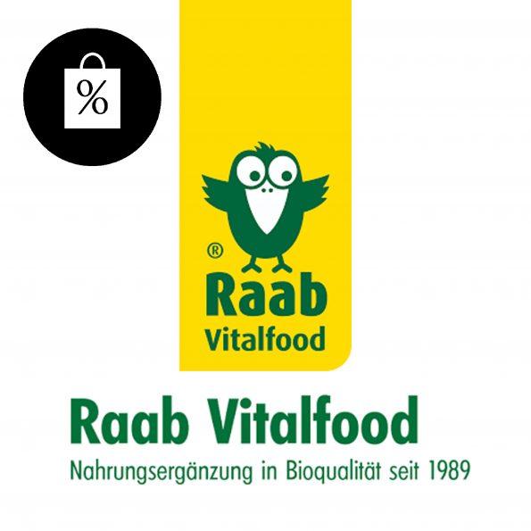 Raab Vitalfood - Rabattcodes für Keto Shop