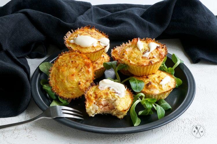 Paleo Gemuese Muffins