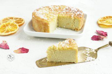 Paleo Kokos-Kuchen