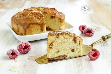 Keto Mandel-Kuchen