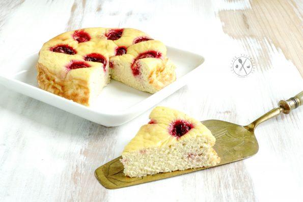 Paleo Sauerkirsch-Kuchen