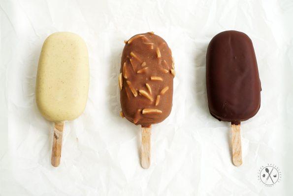 Veganes Magnum Eis