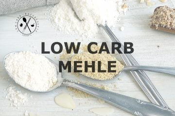 Low Carb Mehle