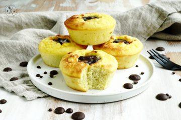 Low Carb Schokodrop Muffins
