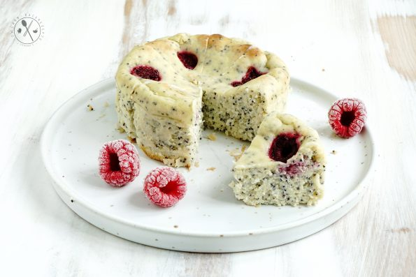 Low Carb Mohnkuchen