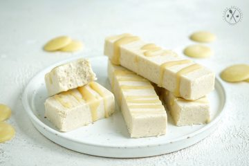 White Chocolate Riegel