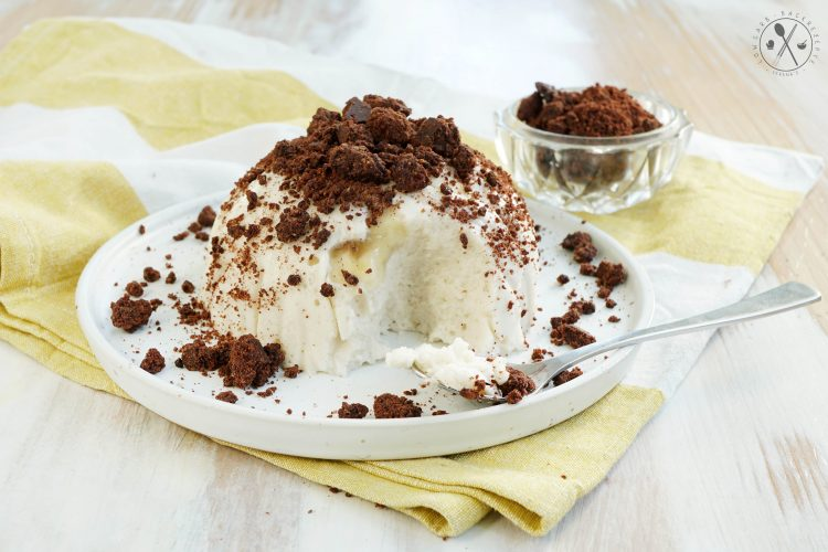 Low Carb Maulwurf-Mousse