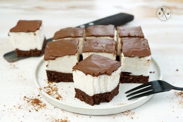 Low Carb Schokokuss-Brownies